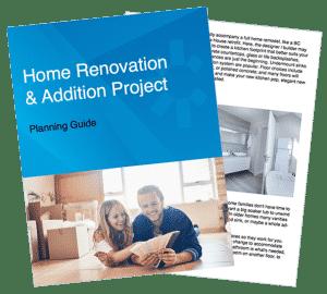 home renovations custom home builder