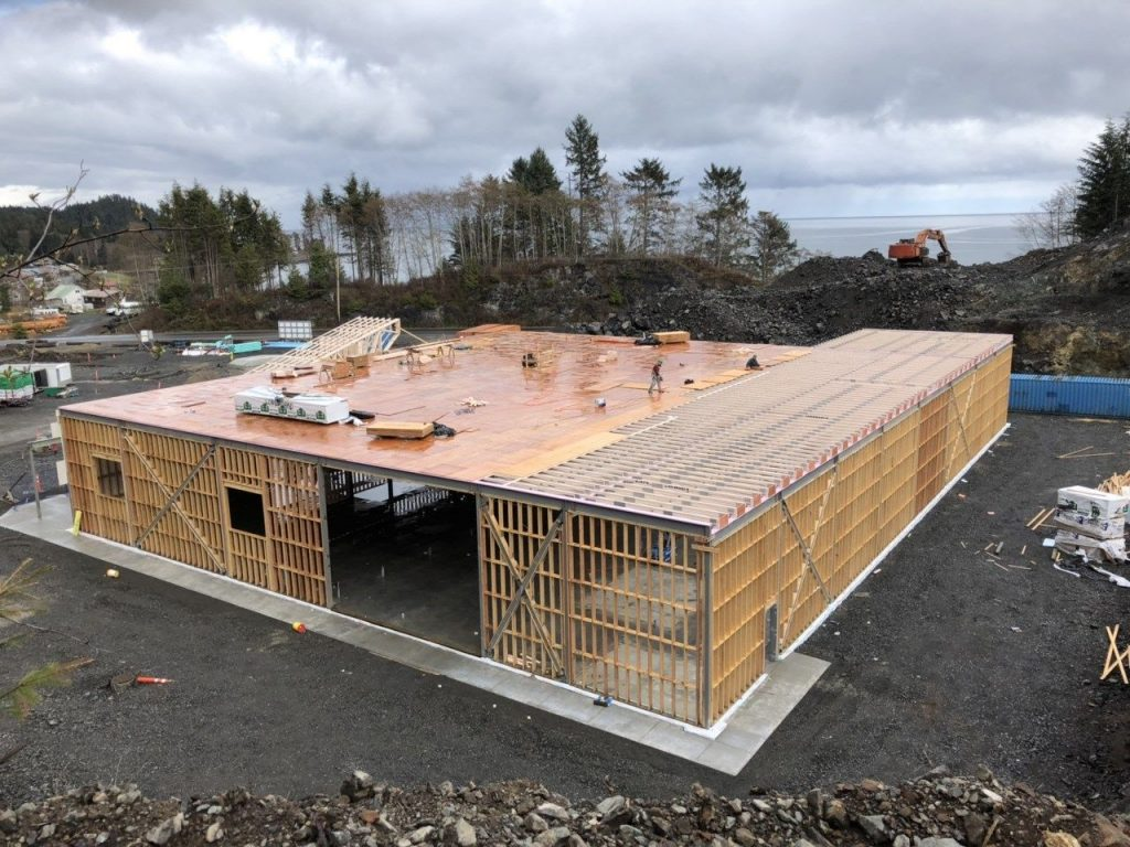structural wood framing